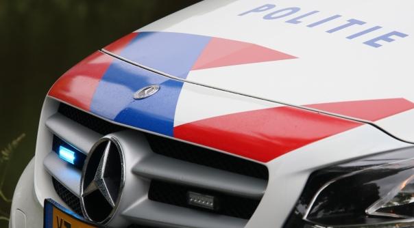 Fietser en auto in botsing in Vlissingen.