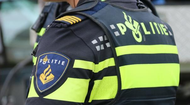 Bromfietser gezocht na ongeluk Vlissingen.