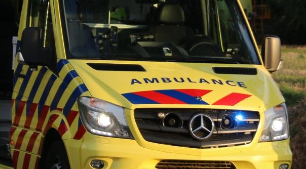 Wielrenner gewond bij aanrijding in Axel.