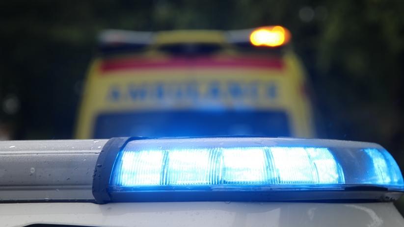 Fietser en auto in botsing in Middelburg.