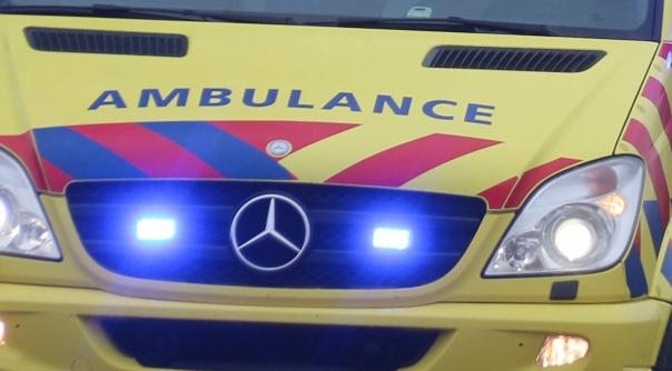 Fietser gewond bij botsing in Middelburg.