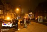 Ongeval letsel onder invloed in Vlissingen.
