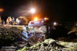 N57 dicht na ernstig ongeluk bij Burgh-Haamstede.