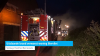 Uitslaande brand verwoest woning Biervliet (video)