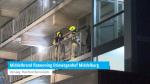 Middelbrand flatwoning Driewegenhof Middelburg