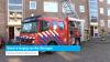 Brand in berging van flat Vlissingen