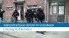 Arrestatieteam oefent in Vlissingen