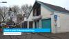 Brand in loods Poldermanstraat Goes (video)