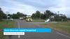 Groot alarm voor ongeluk Kamperland (video)