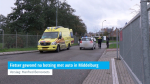Fietser gewond na botsing met auto in Middelburg
