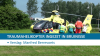 Traumahelikopter ingezet in Bruinisse