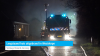 Leegstaand huis uitgebrand Westdorpe (video)