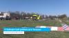 IC-helikopter haalt patiënten op in Terneuzen