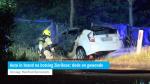 Auto in brand na botsing Zierikzee: dode en gewonde