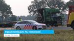 Ongeval vrachtwagens N62 Heinkenszand