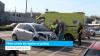 Flinke schade bij ongeluk op parking