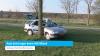 Auto botst tegen boom A58 Rilland