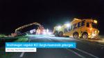 Vrachtwagen ongeluk N57 Burgh-Haamstede geborgen