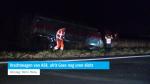 Vrachtwagen van A58, afrit Goes nog uren dicht