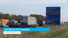 Flinke files op A58 na ongevallen
