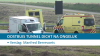 Oostbuis tunnel dicht na ongeluk