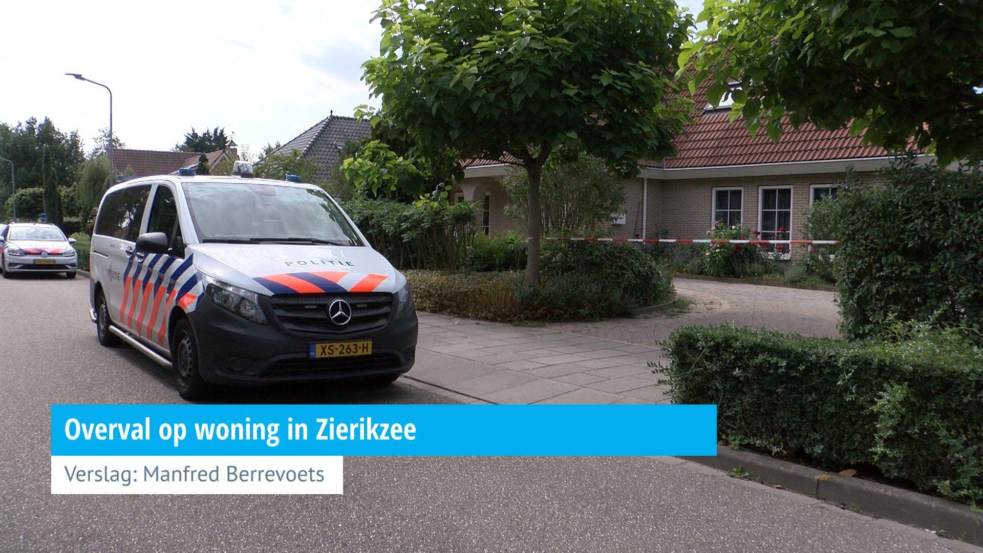 Overval op woning in Zierikzee - HVZeeland - Nieuws en