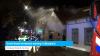 Grote brand verwoest woning Colijnsplaat