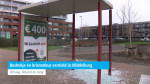 Bushokje en brievenbus vernield in Middelburg