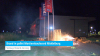 Brand in pallet Mortiereboulevard Middelburg