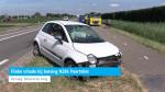 Flinke schade bij botsing N286 Poortvliet