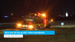 Auto over de kop op A58 's-Heer Arendskerke