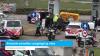 Arrestatie overvallers vastgelegd op video