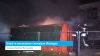 Brand in zeecontainer Coortelaan Vlissingen