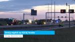 Ernstig ongeluk op A58 bij Yerseke