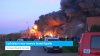 Luchtalarm voor enorme brand Kapelle