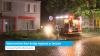 Wateroverlast door hevige regenval in Zeeland