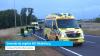 Gewonde bij ongeluk N57 Middelburg (video)