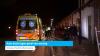 Auto botst tegen gevel van woning (video)
