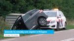Gewonde bij eenzijdig auto-ongeluk in Philippine