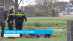 Auto botst op scooter in Vlissingen