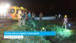 Ernstig verkeersongeluk in Noordwelle